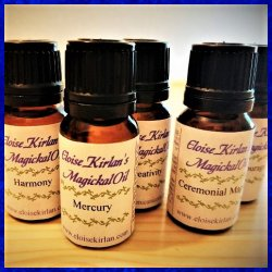 HAND BLENDED MAGICKAL OIL